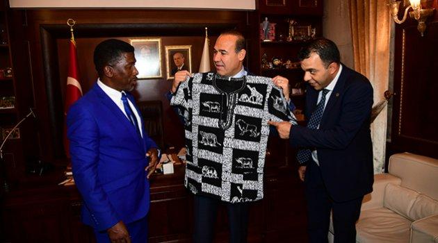 Adana'nın yatırımlarına hayran kaldı