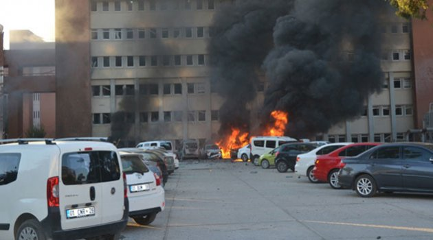 Adana Valiliği'nin bombalanmasında İhmali olan 3 kişiye 20'şer yıl istendi