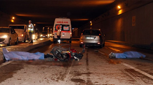 Adana'da korkunç kaza: 2 ölü
