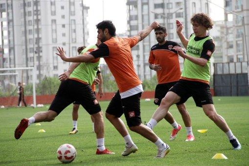 Adanaspor, Elazığspor Maçı Hazırlıklarını Tamamladı