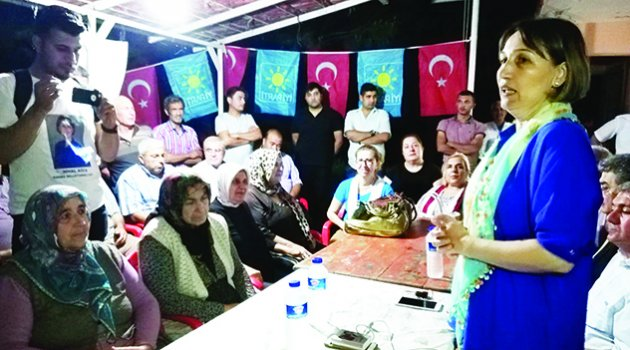 Ağca: İYİ Parti Adana'da tarih yazacak