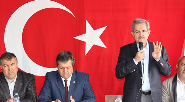 AK Parti'li Ünüvar: Türkiye kazandı