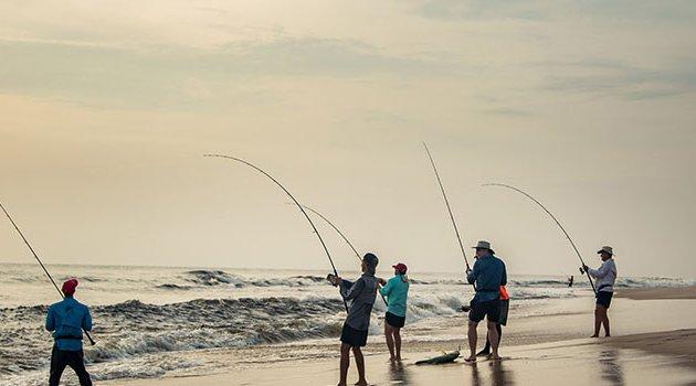 Amatör olta balıkçıları Adana'da yarışacak