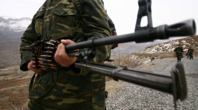 Askere saldırı: 2 şehit, 8 yaralı