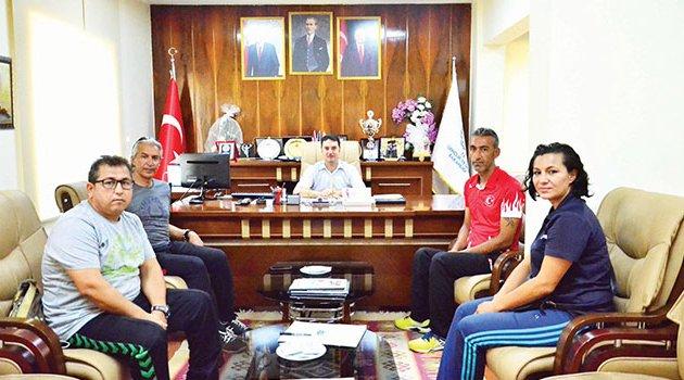 Ataşbak: Adana tenis branşında çıtayı sürekli yukarı çıkartıyor