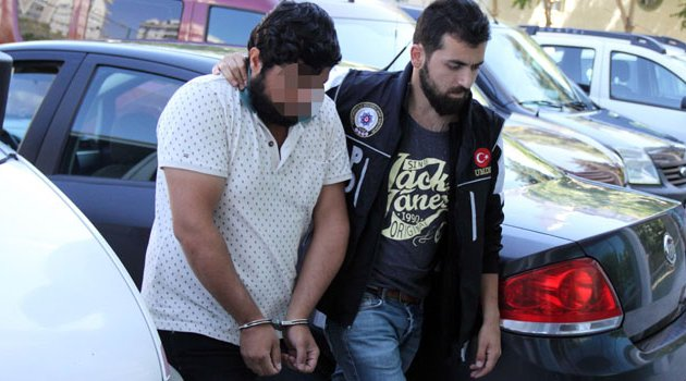 Baba oğul uyuşturucu ticaretinden tutuklandı