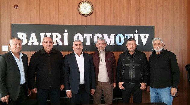 Bahri Otomotiv yeni yerinde
