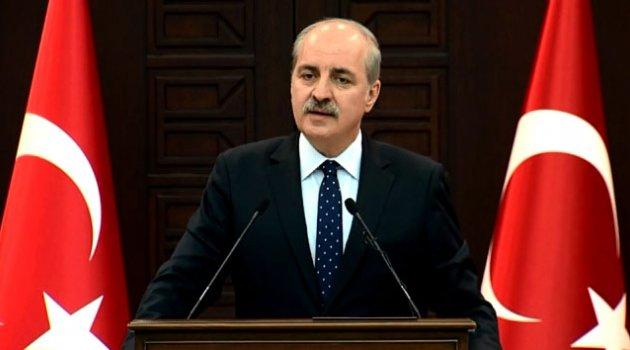 Başbakan Yardımcısı Kurtulmuş'tan önemli açıklamalar