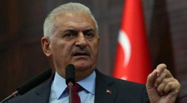 Başbakan Yıldırım, Fırat'ın doğusu için işareti verdi