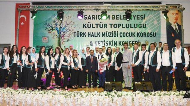 Başkan Uludağ Sarıçam'ın çehresini değiştirdi