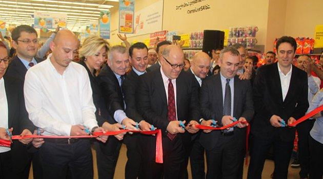 CarrefourSA, Adana'daki yeni  hipermarketini hizmete açtı