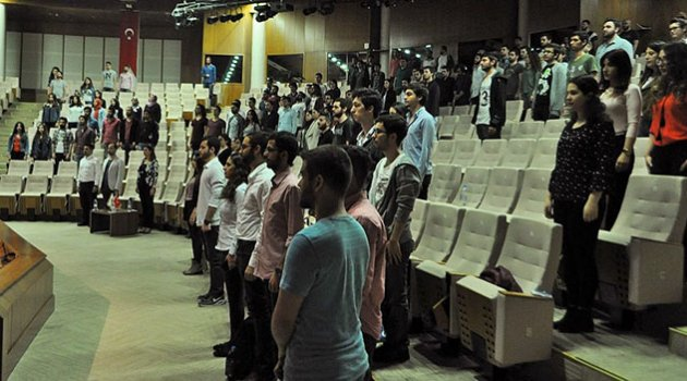 """CENGA """"Sektörde Biz"""" konferansı düzenledi"""