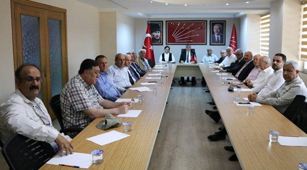 'CHP 24 Haziran'a en hazır parti'