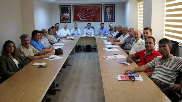 CHP Adana İl Başkanı Bulut: Erken seçime hazırlıklı olmalıyız