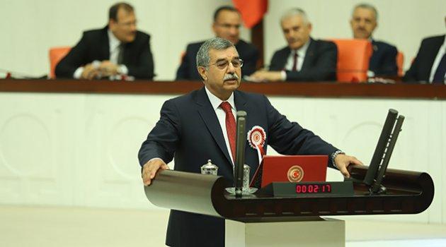 Çulhaoğlu spor kulüplerinin sorunlarını Meclis'e taşıdı