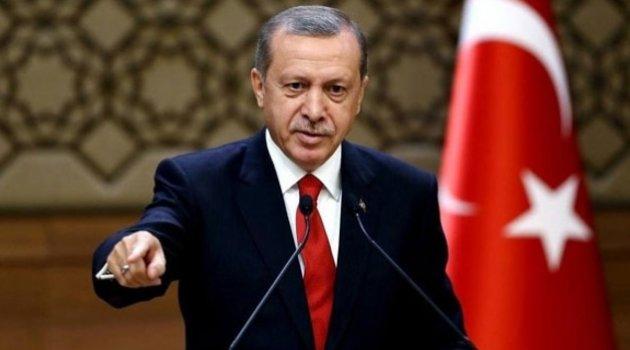 Cumhurbaşkanı Erdoğan; 'Almanya intihar ediyor'