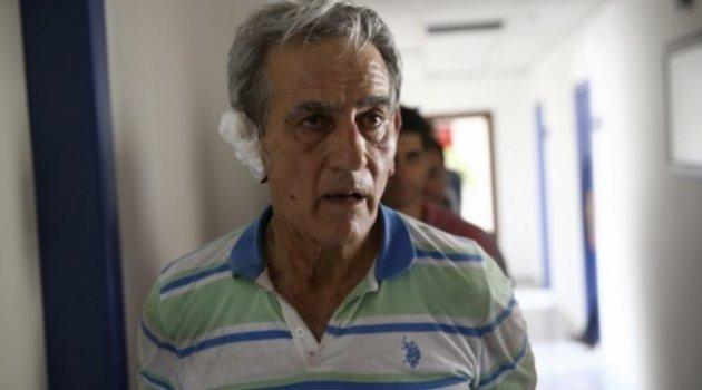 Darbeci Akın Öztürk'ün babası sessiz sedasız gömüldü