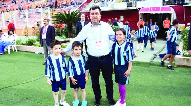 Demirspor'da kongre günü
