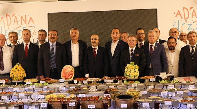 Demirtaş: Lezzet festivali Adana'yı dünyaya tanıtacak
