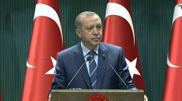Erdoğan: PKK Eylemleri Demokrasi Mitinglerine Misilleme Olarak Yapılıyor