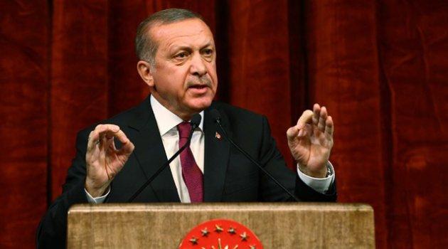 Erdoğan sert çıktı: Asla izin vermeyiz!