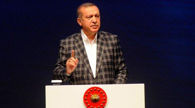Erdoğan'dan çok önemli AB mesajı
