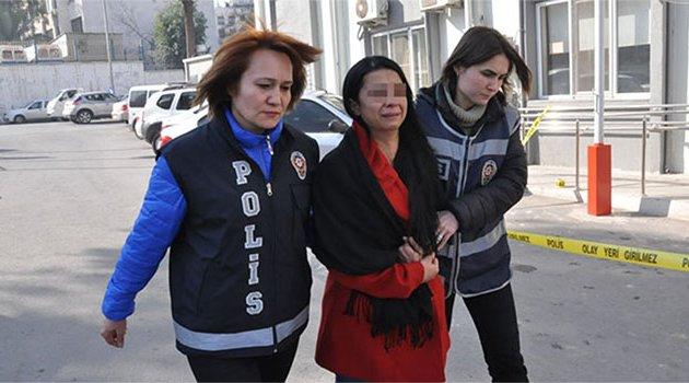 Eşini öldüren kadın: 'İsteyerek yapmadım kazayla oldu'