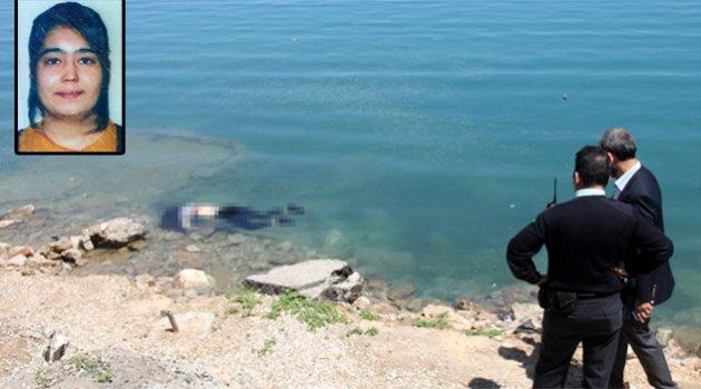 Gülcan'ın gölde cesedi bulundu