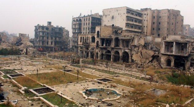 Halep'te ateşkes bozuldu!