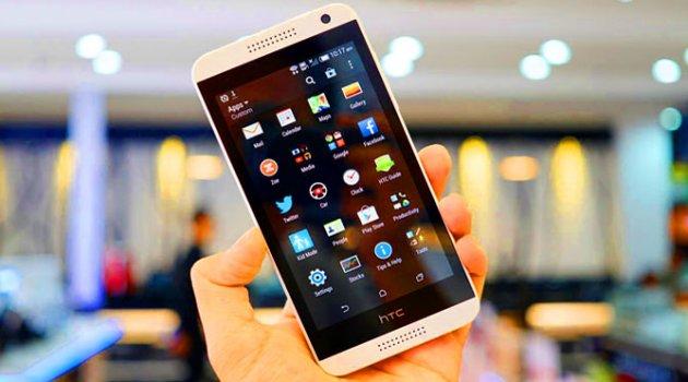 HTC'den yepyeni bir model: Desire 626