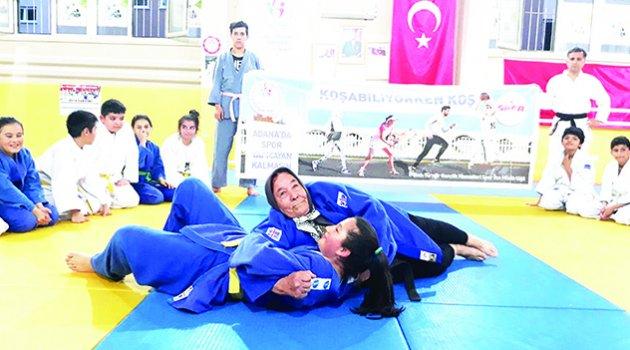Judo yapmanın yaşı yoktur