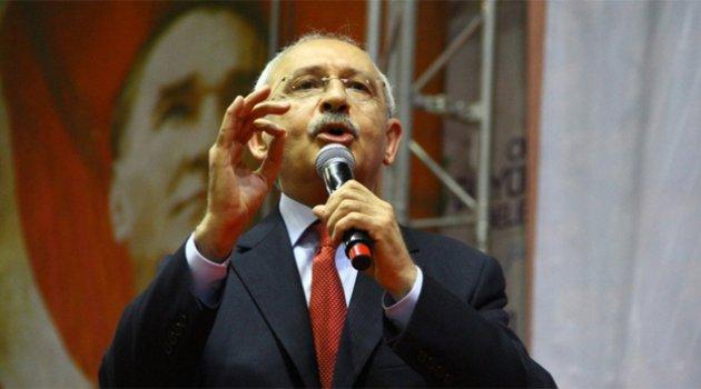 Kılıçdaroğlu'ndan, Başbakan Yıldırım'a iki soru