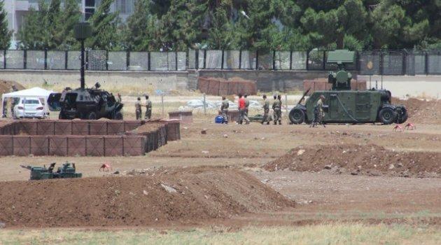 Kilis'in hedef olduğu roketlere karşı yeni hava savunma sistemi