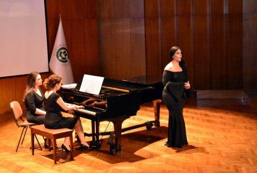 Konservatuvar Öğrencilerinden Opera Şöleni