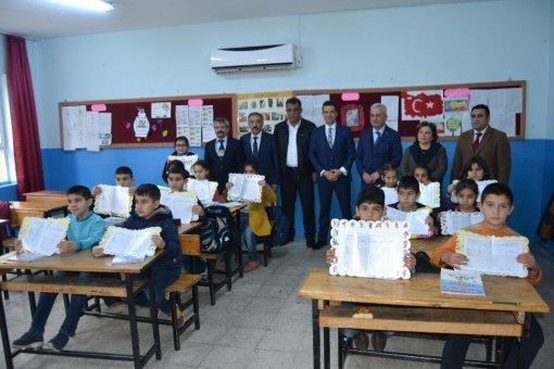 Kozan'da 29 Bin 800 Öğrenci Yarıyıl Tatiline