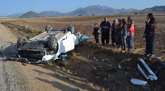 Kozan'da Trafik Kazası: 3 Yaralı