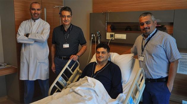 Adana'da bir kalp ameliyatı için ilk kez robot kullanıldı
