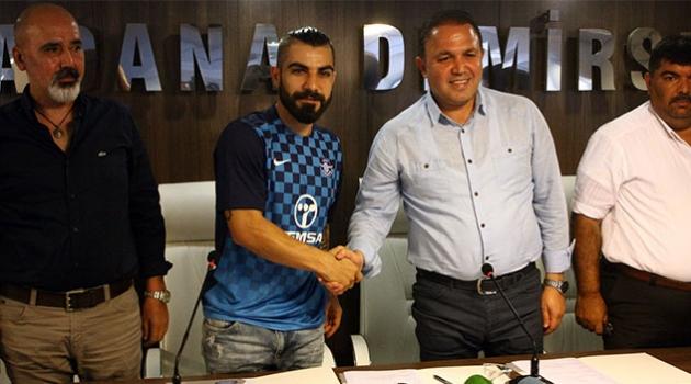 Adana Demirspor'a İmza Atan Sercan Kaya'dan Adanaspor Gafı