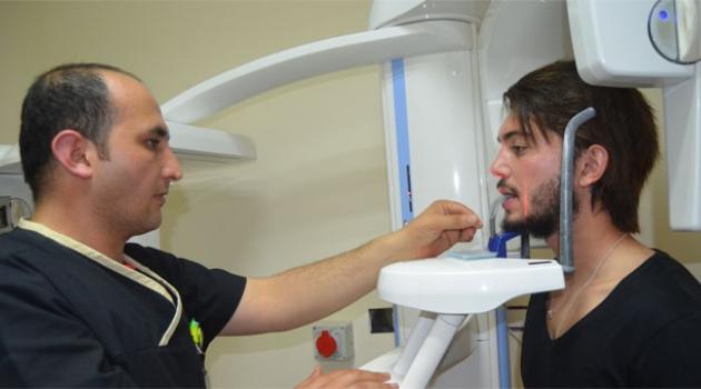 Adana Demirspor diş sağlığı kontrolünden geçti