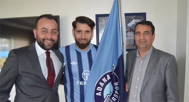 Adana Demirspor Fatih Şen'i transfer etti