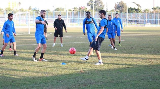 Adana Demirspor Konyaspor ile hazırlık maçı yapacak