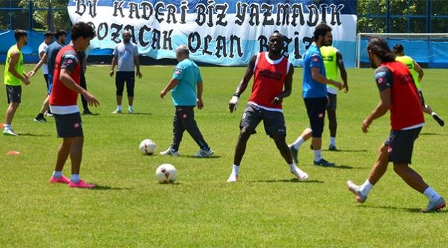 Adana Demirspor Play-Off Kampına Girdi