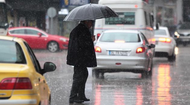 Adana iki gün daha yağışlı