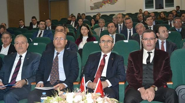 """""""Adana Yatırım Destek ve Tanıtım Stratejisi"""" toplantısı"""