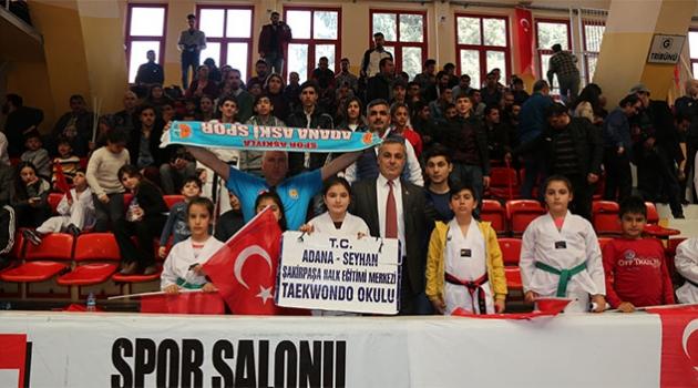 Adanalılara ASKİ Spor'dan Teşekkür