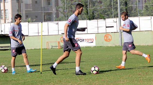 Adanaspor, Atiker Konyaspor maçının hazırlıklarına başladı