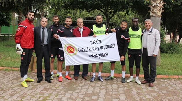 Adanaspor'da Kardemir Karabükspor Mesaisi