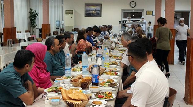 AOSB'nin Ramazan Geleneği