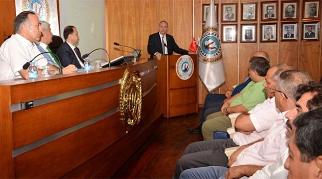 """ATB Başkanı Bilgiç: """"Her şerde bir hayır var"""""""