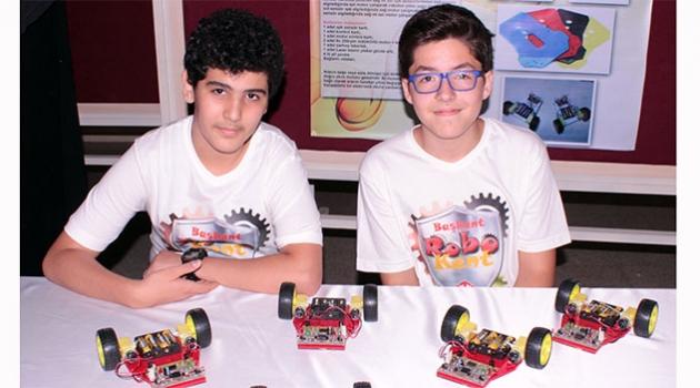 Başkent Okulları'nda Robot Şenliği